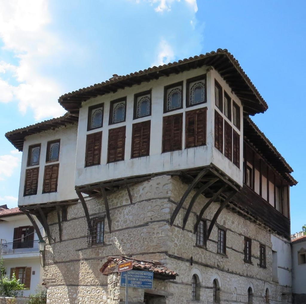 Kastoria merchant's house
