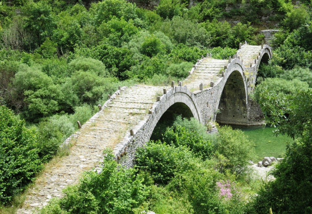 Bridge in the Zagoria
